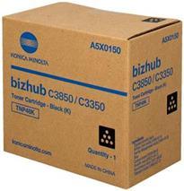Toner MINOLTA TNP48K Bizhub C3350/C3850 (A5X0150) black - originál (10 000 str.)