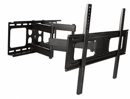 """Držiak LCD TV 37 - 80"""" univerzálny čierny, výklopný(UPA36-466)"""