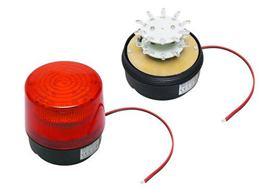 Signalizátor LED 12V červený