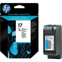Cartridge HP 17 (C6625A) tri-colour, originál