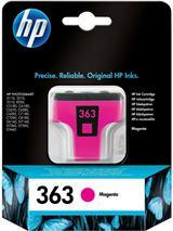 Cartridge HP 363 (C8772EE), purpurová (magenta), originál