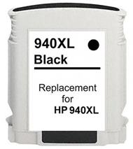 Cartridge HP 940XL (C4906AE) black - kompatibilný