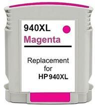 Cartridge HP 940XL (C4908AE) magenta - kompatibilný