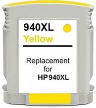 Cartridge HP 940XL (C4909AE) yellow - kompatibilný