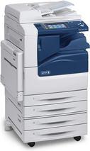Xerox WC 7200, A3, Duplex, Copy/Print/Scan, 4 tray