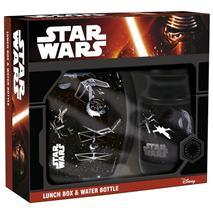 Set STAR WARS Tie fighters (desiatovník + fľaša na pitie) - darčekové balenie