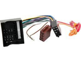 Autoadaptér MERCEDES05 AUDIO - ISO
