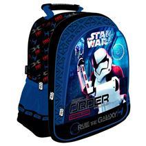 Školský batoh, chlapčenský, STAR WARS VIII.modrá (MJK-221965)
