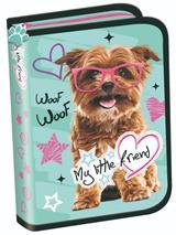 Unipap peračník, 1 poschodový prázdny, My Little friend dog (MJK-241857)