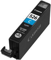 Cartridge Canon CLI-526 cyan s chipom - kompatibilný