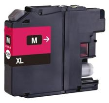 Cartridge Brother LC-225XL magenta (LC225XLM) - kompatibilný