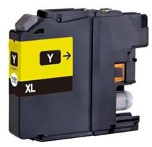 Cartridge Brother LC-225XL yellow (LC225XLY) - kompatibilný