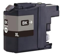 Cartridge Brother LC227XLBK, čierna (black), kompatibilný