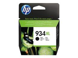 Cartridge HP 934XL (C2P23AE) black - originál