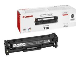Toner Canon CRG-718 black - originál
