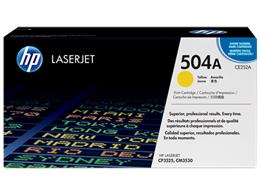 Toner HP CE252A yellow - originál (7 000 str.)