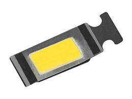 LED SMD7030 1W tepla biela