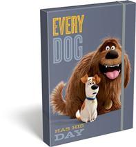 """Box na zošity A5, """"The Secret Life of Pets"""""""
