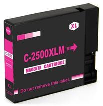 Cartridge Canon PGI-2500M XL, purpurová (magenta), alternatívny