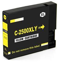 Cartridge Canon PGI-2500Y XL, žltá (yellow), alternatívny