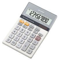 """Stolová kalkulačka, 10 miestny displej, SHARP \""""ELM711E"""