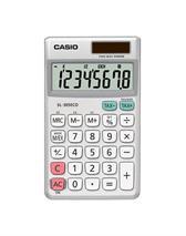 """Kalkulačka, vrecková, 8 miestny displej, ekologická, CASIO \""""SL-305ECO"""
