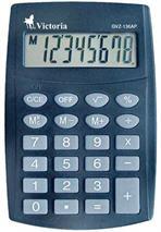 """Kalkulačka, vrecková, 8 miestny displej, VICTORIA \""""GVZ-136AP"""