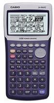 """Kalkulačka, vedecká, 905 funkcií, grafický displej, CASIO \""""CFX-9860G"""