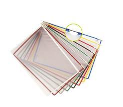 Prezentačné tabule k nástennému  držiaku, zmieš farby