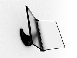 Stolový stojan 3D, 10 prezentačných tabúl