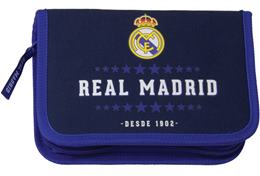 Ars Una peračník, 1 poschodový prázdny, Real Madrid (ECM-53225A)