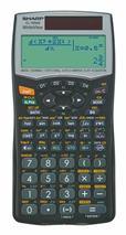 """Kalkulačka, vedecká, 556 funkcií, SHARP \""""EL-W506B"""