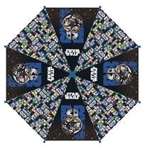 Detský dáždnik STAR WARS BB8
