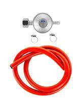 Plynový regulátor pre grily (regulátor+hadica+spony) TEESA