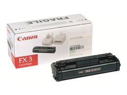 Toner Canon FX-3 black - originál