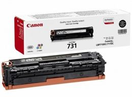 Toner Canon CRG-731 black - originál