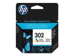 Cartridge HP 302 (F6U65AE) color - originál
