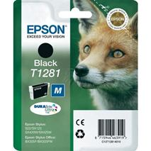 Cartridge EPSON T1281 (C13T12814011) black - originál