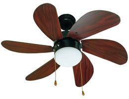 Stropný ventilátor so svietidlom FARO 33185 PALAO