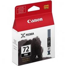 Cartridge Canon PGI-72PBK, foto čierna (photo black), originál