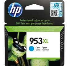 Cartridge HP 953XL (F6U16AE) cyan - originál