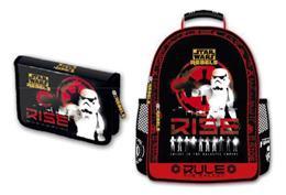 Set STAR WARS Rebels - batoh + 2 poschodový peračník