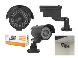 Atrapa kamery IR-2000 čierna