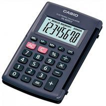 """Kalkulačka, vrecková,  8 miestny displej, CASIO \""""HL-820LV"""