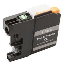 Cartridge Brother LC123BK, čierna (black), kompatibilný