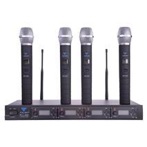 Mikrofon bezdrôtový PLL-400 UHF 4-kan