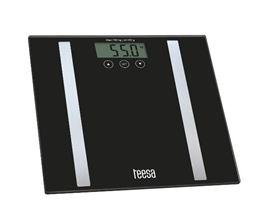 Váha osobná sklenená s telesnou analýzou TEESA