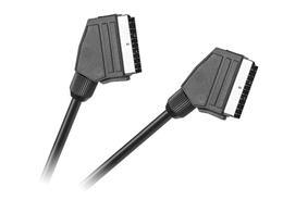 Kábel SCART-SCART 21p.1,5m Eco-Line