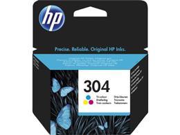 Cartridge HP 304 (N9K05AE) color - originál