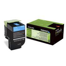 Toner Lexmark CS310/CS410/CS510 702HC CYAN 3K
